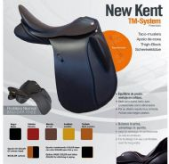 Zaldi dressage saddle - New Kent
